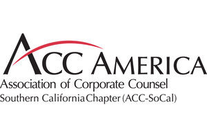 association of corporate counsel SOCAL