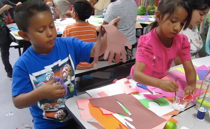 Summer Arts for Needy Kids